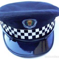 Militaria: TARRAGONA GUARDIA URBANA, GORRA DE PLATO PARA VERANO. Lote 142219070