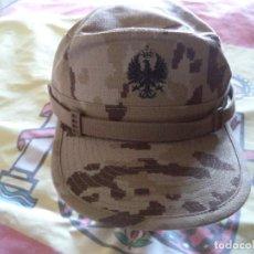 Militaria: GORRA ARIDO PIXELADO TALLA M. Lote 143035726