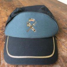 Militaria: GORRA DE SERVICIO DE LA GUARDIA CIVIL, MODELO DESCATALOGADO Y EN MUY BUEN ESTADO. Lote 143294274