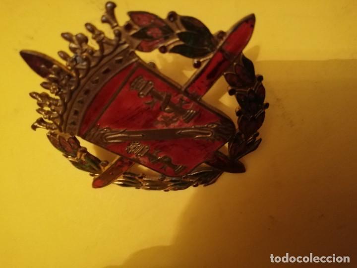 Militaria: Emblema militar escolta Franco - Foto 6 - 143319602