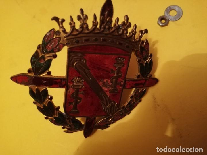 Militaria: Emblema militar escolta Franco - Foto 7 - 143319602