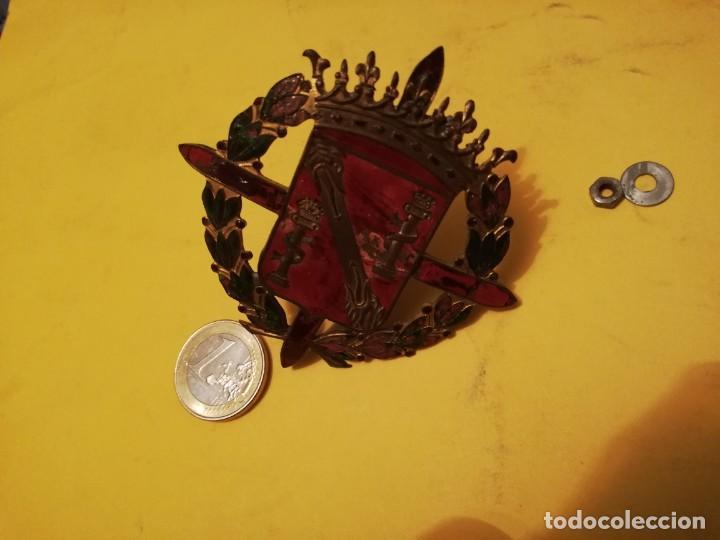 Militaria: Emblema militar escolta Franco - Foto 9 - 143319602