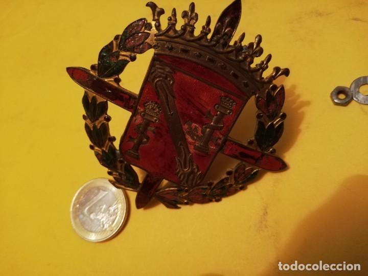 Militaria: Emblema militar escolta Franco - Foto 10 - 143319602