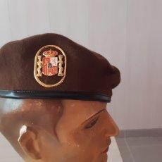 Militaria: BOINA PARA GUARDA RURAL O DE CAMPO. Lote 146652826