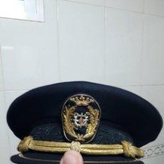 Militaria: GORRA DE INGENIERO INDUSTRIAL,ÉPOCA DE FRANCO. Lote 143436638