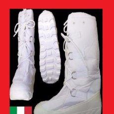 Militaria: BOTAS DE NIEVE EJÉRCITO ITALIANO TALLA 41/42 INVIERNO NUEVAS (R 018M). Lote 145028778