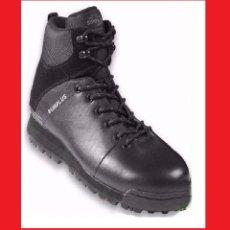 Militaria: BOTAS SEGURIDAD Nº 41 BOOTS BOOT NUEVO (R 018MB). Lote 113103675