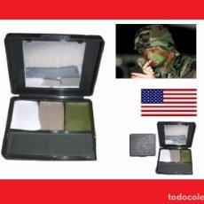 Militaria: MAQUILLAJE DE CAMUFLAJE EJÉRCITO ESTADOUNIDENSE EE. UU ORIGINAL NUEVO. Lote 171515657