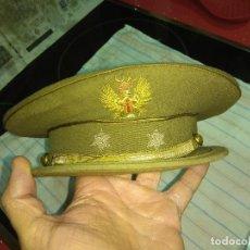 Militaria: GORRA DE TENIENTE EJÉRCITO DE TIERRA, ENVÍO GRATIS. Lote 143750302