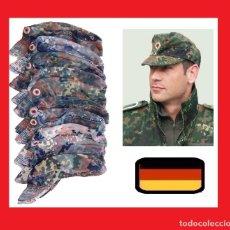 Militaria: GORRA O GORRO DEL EJERCITO ALEMÁN CAMPO BW CAMUFLAJE (R 004G). Lote 115957784