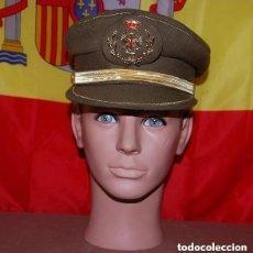 Militaria: GORRA DE PLATO OFICIAL DEL EJERCITO DE TIERRA-03. Lote 143767826