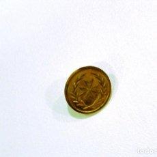 Militaria: BOTÓN SANIDAD II REPÚBLICA 22 MM. Lote 143880646
