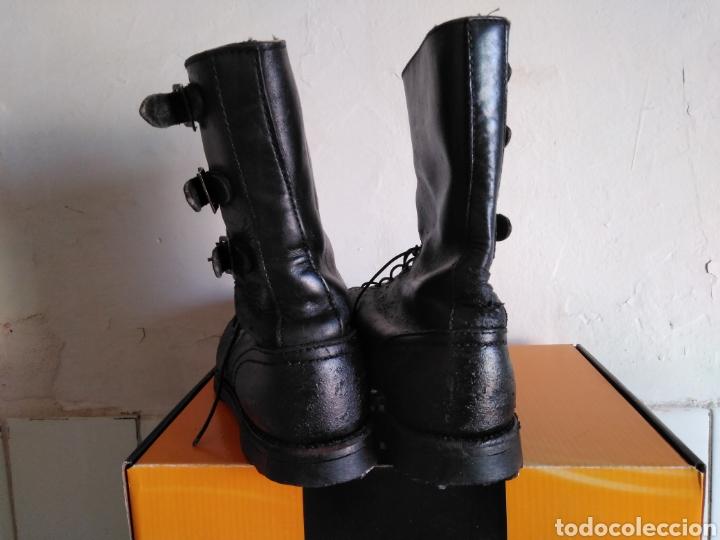 Militaria: Botas segarra tres hebillas - Foto 4 - 143911580