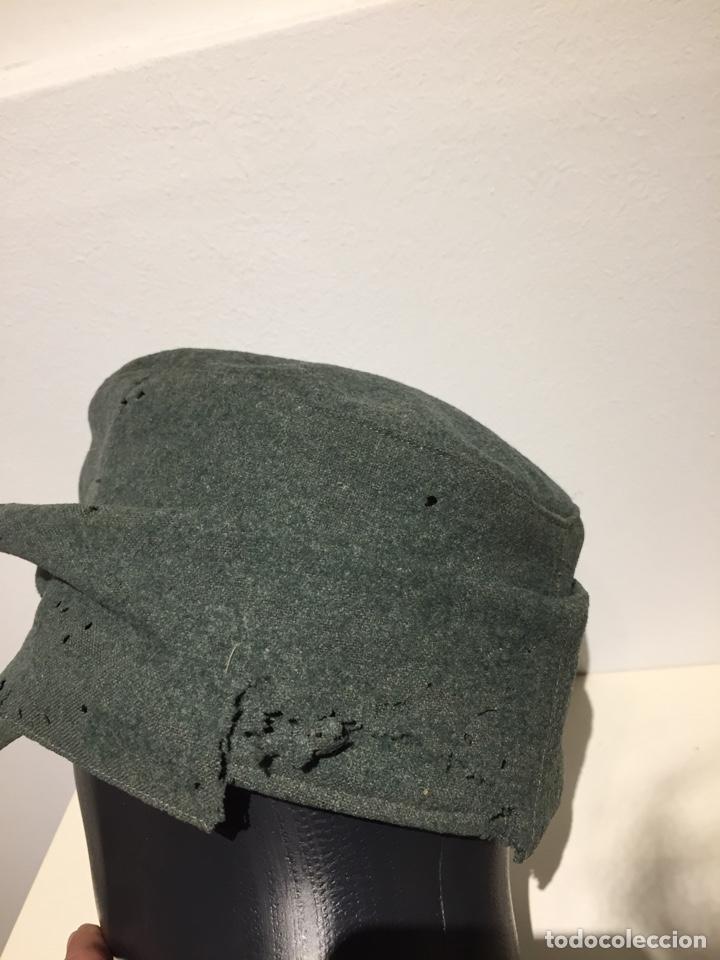 Militaria: Gorra M43 bergmutze original - Foto 4 - 143918405