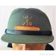 Militaria: ESTUPENDA GORRA DE CABO 1 DE TIRO DE LA LEGIÓN TALLA DE LA 54 A LA 60. Lote 143953114