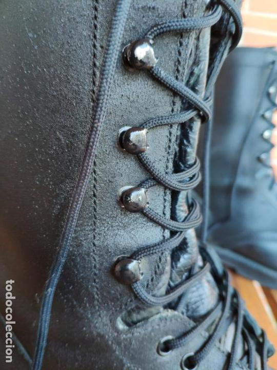 Militaria: Botas paracaidistas de Salto BRIPAC EZAPAC.T43 - Foto 5 - 145360766