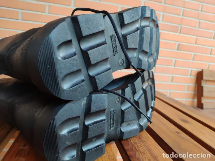 Militaria: Botas paracaidistas de Salto BRIPAC EZAPAC.T43 - Foto 7 - 145360766