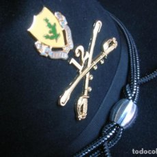 Militaria: SOMBRERO MARCA STETSON DEL 12º DE CABALLERIA DE TEXAS. 100% ORIGINAL USA.. Lote 145412394