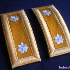 Militaria: HOMBRERAS DE TENIENTE CORONEL DE CABALLERIA . EJERCITO NORTEAMERICANO. US ARMY. 100% ORIGINALES USA.. Lote 145684354