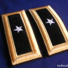 Militaria: HOMBRERAS DE GENERAL DE UNA ESTRELLA DEL EJERCITO NORTEAMERICANO. US ARMY. 100% ORIGINALES USA.. Lote 145686838