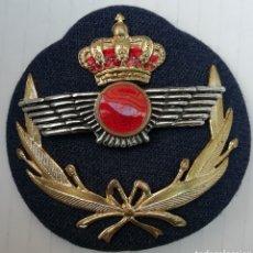 Militaria: GALLETA ROQUISQUI GORRA OFICIAL EJÉRCITO AIRE ESPAÑA. Lote 145799608