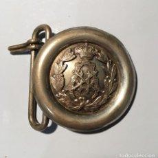 Militaria: HEBILLA CAZADORES DE CABALLERIA ALFONSO XII. Lote 145828026