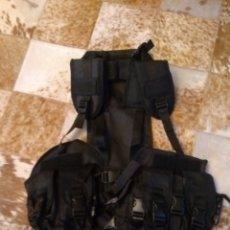Militaria: CHALECO MULTIBOLSILLOS MODULAR. Lote 146260625