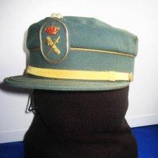 Militaria: GORRA DE SERVICIO (TERESIANA) DE LA GUARDIA CIVIL. AÑOS 1878-80S. Lote 146285186