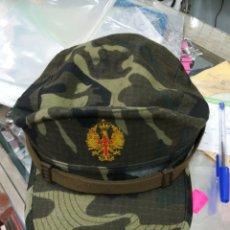 Militaria: GORRA VISERA EJERCITO ESPAÑOL TALLA M. Lote 146555578