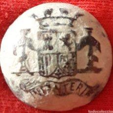 Militaria - Botón militar infantería 1871 - 1873 - 146998769