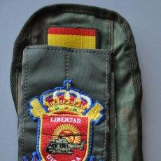 Militaria: BRAZALETE PORTADOCUMENTOS O TELÉFONO MOVÍL. Lote 147393794