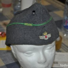 Militaria: BOINA EJERCITO DEL AIRE ESPAÑA. AÑOS 40 SAHARA.. Lote 147415618