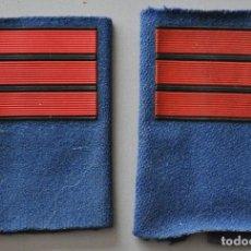 Militaria: HOMBRERAS DE CABO Y PORTA HOMBREAS. Lote 147487770