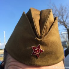 Militaria: PILOTKA VERDE URSS CCCP ORIGINAL. Lote 147567986