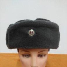 Militaria: ALEMANIA DEL ESTE, DDR. USHANKA DE NVA . Lote 147598342