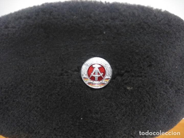 Militaria: ALEMANIA DEL ESTE, DDR. USHANKA DE NVA - Foto 2 - 147598522