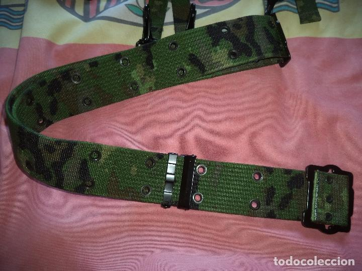 Militaria: CORREAJE DE CAMPAÑA BOSCOSO PIXELADO - Foto 2 - 147682174