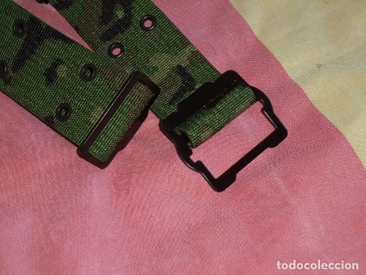 Militaria: CORREAJE DE CAMPAÑA BOSCOSO PIXELADO - Foto 3 - 147682174