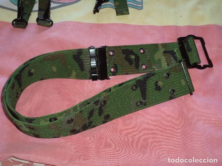 Militaria: CORREAJE DE CAMPAÑA BOSCOSO PIXELADO - Foto 4 - 147682174