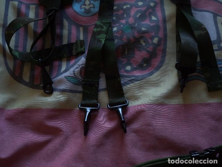 Militaria: CORREAJE DE CAMPAÑA BOSCOSO PIXELADO - Foto 7 - 147682174