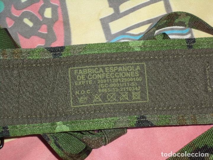 Militaria: CORREAJE DE CAMPAÑA BOSCOSO PIXELADO - Foto 8 - 147682174