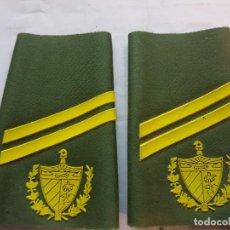 Militaria: CUBA CHARRETERA GRADO CABO. Lote 147718926