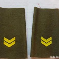 Militaria: CUBA CHARRETERA GRADO PRIMER TENIENTE. Lote 147719494