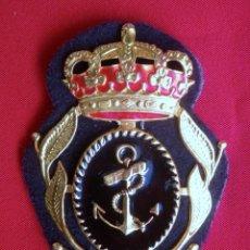 Militaria: GALLETA PARA GORRA DE PLATO DE SUBOFICIAL ARMADA ESPAÑOLA.. Lote 147743518
