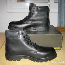 Militaria: BOTAS PIEL MARCA MULHACEM, TALLA 46. Lote 180323016