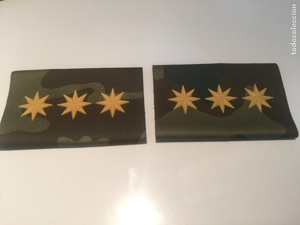 GALONES CORONEL (Militar - Otros relacionados con uniformes )