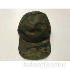 Militaria: GORRA EN COLOR PIXELADO BOSCOSO, AJUSTABLE TALLA UNICA. Lote 148213846