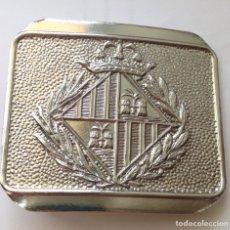 Militaria: HEBILLA POLICIA LOCAL PALMA DE MALLORCA.. Lote 148285901