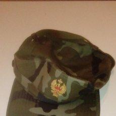 Militaria: G-VALMA18 GORRA DE EJERCITO DE TIERRA TALLA MEDIANA. Lote 148594634