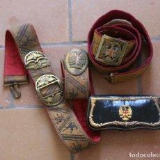 Militaria: LOTE DE GALA.. Lote 149365450
